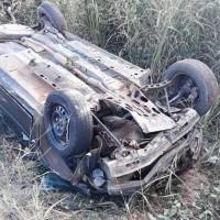 Caetité: uma pessoa morre e outra fica ferida em acidente na BR-122. - Foto 2