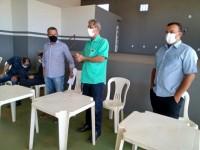 Deputado Charles Fernandes garante recursos para Feira da Mata.