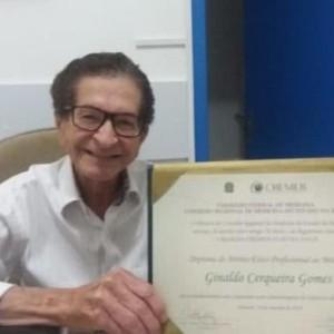 Médico guanambiense Ginaldo morre em Salvador por complicações da Covid-19.