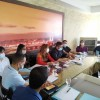 Presidente do Consórcio de Saúde se reúne com secretários para discutir retorno integral da Policlínica.