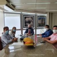 Ex – candidato a prefeito João Pedro vai a Salvador em busca de recursos para Palmas de Monte Alto. - Foto 2