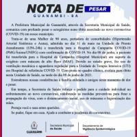 Guanambi registrou mais quatro óbitos e 116 novos casos da Covid-19 nesta quarta-feira. - Foto 4