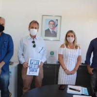 Ivana Bastos vai à Sudesb tratar de demandas de municípios. - Foto 1