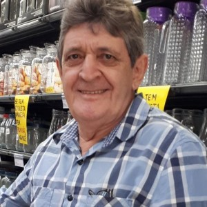 LUTO:  Guanambi perde o comerciante Humberto da gráfica.