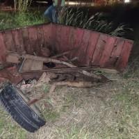 Motociclista morreu após acidente com carro na BR-030 em Guanambi. - Foto 2