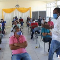 A Prefeitura de Igaporã amplia o diálogo com as associações rurais do município. - Foto 1