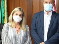 Após pedido de Ivana Bastos, governador autoriza obra de pavimentação em Jacaraci.
