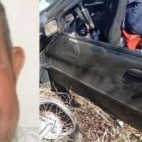 Colisão entre carro e moto deixa uma vítima fatal na rodovia que liga Guanambi a Urandi. - Foto 1
