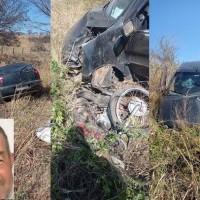 Colisão entre carro e moto deixa uma vítima fatal na rodovia que liga Guanambi a Urandi. - Foto 2