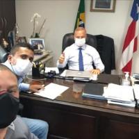 Com emenda do Deputado Charles Fernandes, SESAB libera equipamentos para saúde de Serra do Ramalho. - Foto 2