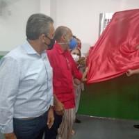 Deputado Charles Fernandes participa da inauguração do Hospital Municipal em Serra Dourada e anuncia recursos para o município. - Foto 2
