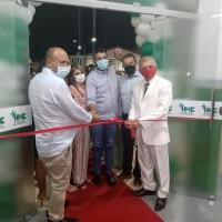Deputado Charles Fernandes participa da inauguração do Hospital Municipal em Serra Dourada e anuncia recursos para o município. - Foto 3