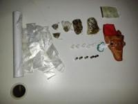 Drogas e munições são apreendidas em Carinhanha.