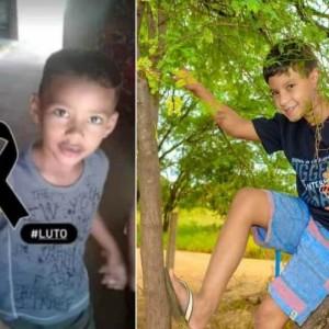 Duas crianças foram encontradas mortas dentro de lagoa em Candiba.