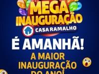 Guanambi: Inauguração da Casa Ramalho Móveis Nesta Quinta-feira causa grande expectativa na cidade.