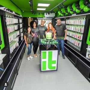 Guanambi recebe loja de uma das maiores redes de acessórios para dispositivos móveis do Brasil.