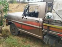 Polícia Militar recupera F 4.000 furtada em Guanambi.