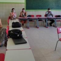 Matina reúne comitê local do PAR e faz diagnóstico da educação. - Foto 1