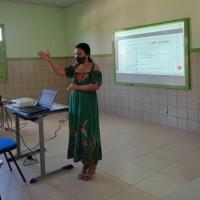 Matina reúne comitê local do PAR e faz diagnóstico da educação. - Foto 3