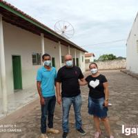 Secretaria de Educação de Igaporã inova para superar as limitações causadas pela pandemia de Covid-19. - Foto 3