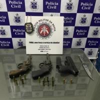 Três ciganos suspeitos das mortes de PM's em Vitória da Conquista morreram em confronto com a polícia em Anagé. - Foto 1