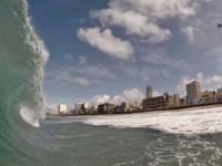 Especialistas afirmam que chance de tsunami atingir Salvador é remota.