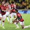 Libertadores: Flamengo derrota Barcelona e faz final com o Palmeiras.