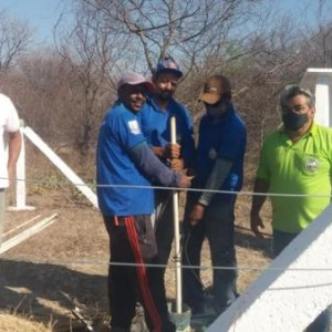 Matina: município segue resolvendo as demandas por água no meio rural.