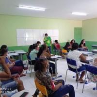 MATINA: Secretaria de Educação realiza formação para motoristas, acompanhantes do transporte escolar, merendeiras e auxiliares. - Foto 2