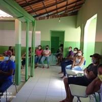 MATINA: Secretaria de Educação realiza formação para motoristas, acompanhantes do transporte escolar, merendeiras e auxiliares. - Foto 5