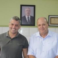 Vice-prefeito Arnaldo Azevedo assume pela terceira vez a prefeitura de Guanambi. - Foto 1