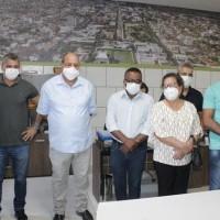 Vice-prefeito Arnaldo Azevedo assume pela terceira vez a prefeitura de Guanambi. - Foto 2