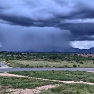Chuvas devem voltar a cair na região de Guanambi a partir desta quarta-feira.