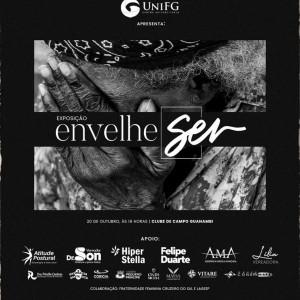 EnvelheSER: UniFG apoia exposição fotográfica beneficente em prol do Lar dos Velhinhos de Guanambi.