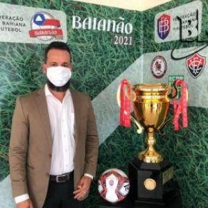FBF pretende 'oxigenar futebol baiano' com a volta de diversos clubes do interior.