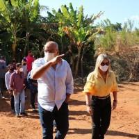Luta de Ivana e Djalma garante agroindústria do alho para Novo Horizonte. - Foto 1