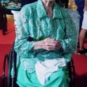 Morre em Pilões aos 102 anos Antônia Moreira Cardoso; confira sua história de vida.