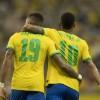 Eliminatórias: com brilho de Neymar e Raphinha, Brasil goleia Uruguai.