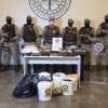 Polícia Militar apreende armamento e drogas que seriam vendidas em paredão.
