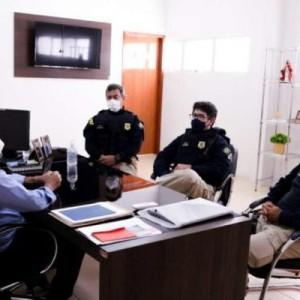 Polícia Rodoviária Federal irá implantar posto fiscal em Caetité.
