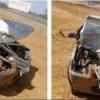 Preso motorista que se envolveu em acidente e matou mãe e filha em Serra do Ramalho.