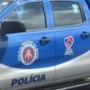Trio é preso suspeito de arremessar objetos contra viatura policial em Iuiú.