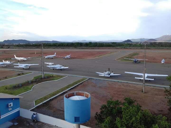 Recuperação do aeroporto de Guanambi permitirá operação com voos comerciais.