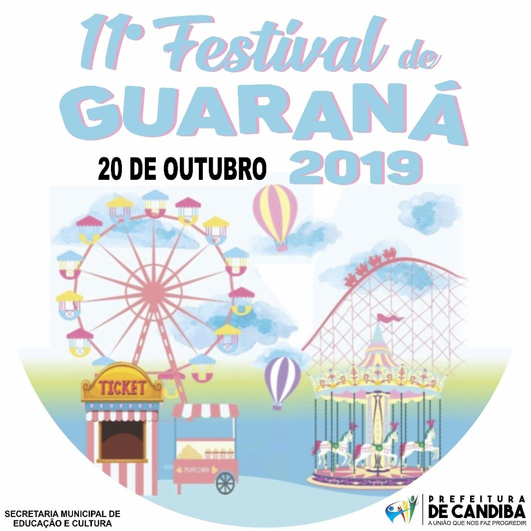 Candiba irá realizar 11° Festival de Guaraná neste final de semana.