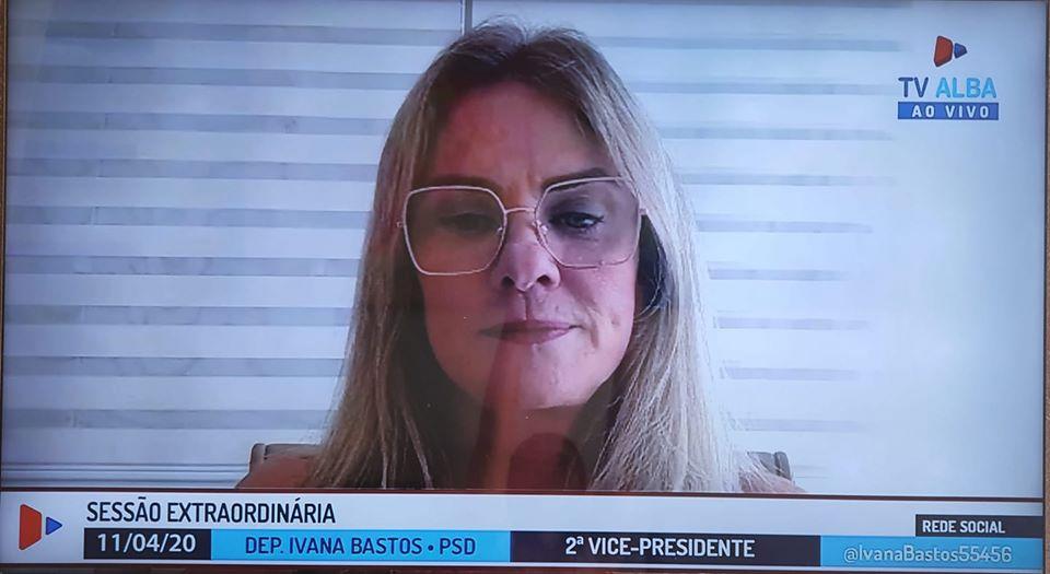 Após pedido de Ivana é decretado estado de calamidade pública em diversos municípios.