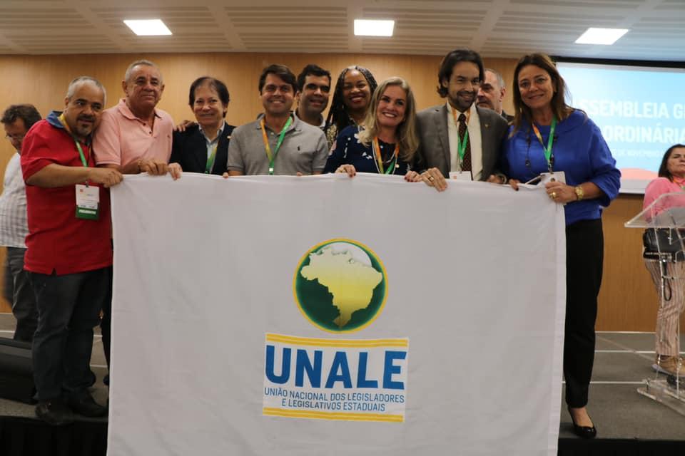 Ivana Bastos é eleita presidente da Unale.