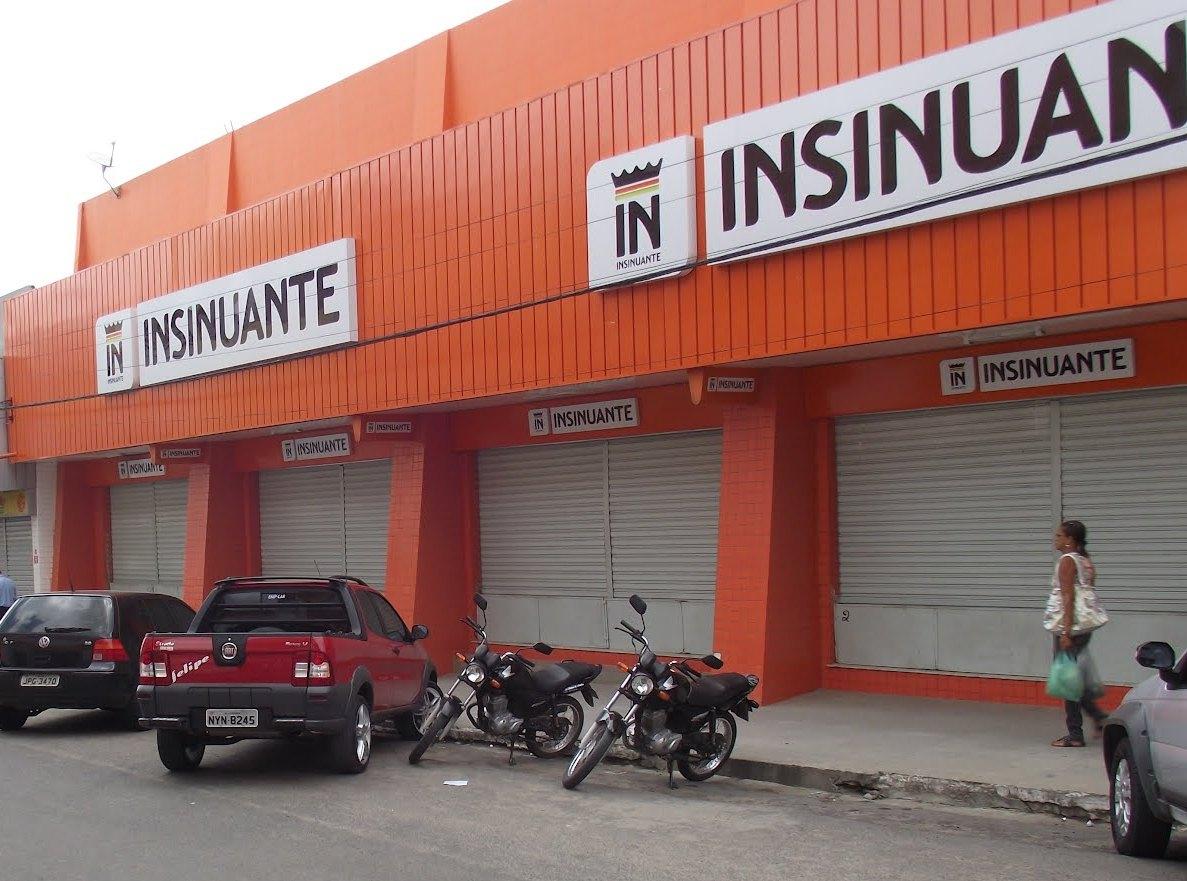 Em crise, grupo Ricardo Eletro (Insinuante) encerra atividades em Guanambi.