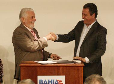Rui Costa e Wagner se calam sobre vídeo compartilhado por Bolsonaro contra Congresso.
