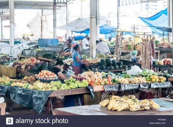 Mercado Municipal de Guanambi vai funcionar das 6h às 12h.
