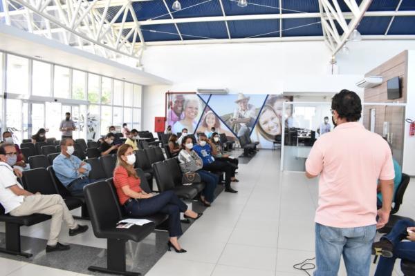Prefeito de Guanambi quer instalação de Centro de Combate a Covid-19 na região.